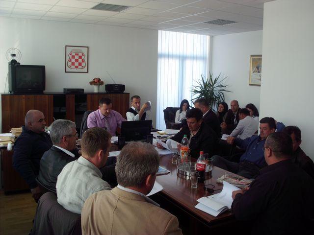 Sastanak o nacrtu zakona o novčanim potporama u poljoprivredi i ruralnom razvitku