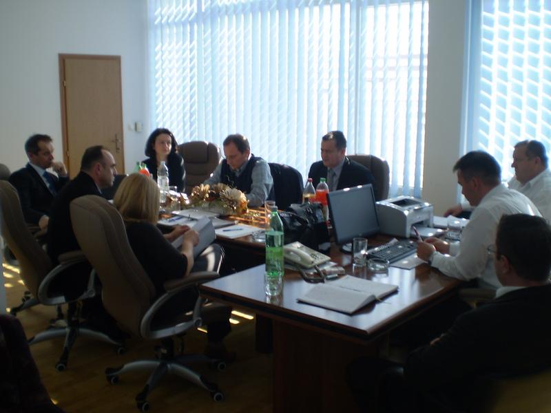 Sastanak u Ministarstvu gospodarstva na temu: Primjena zakonskih propisa za područja Veterinarstva