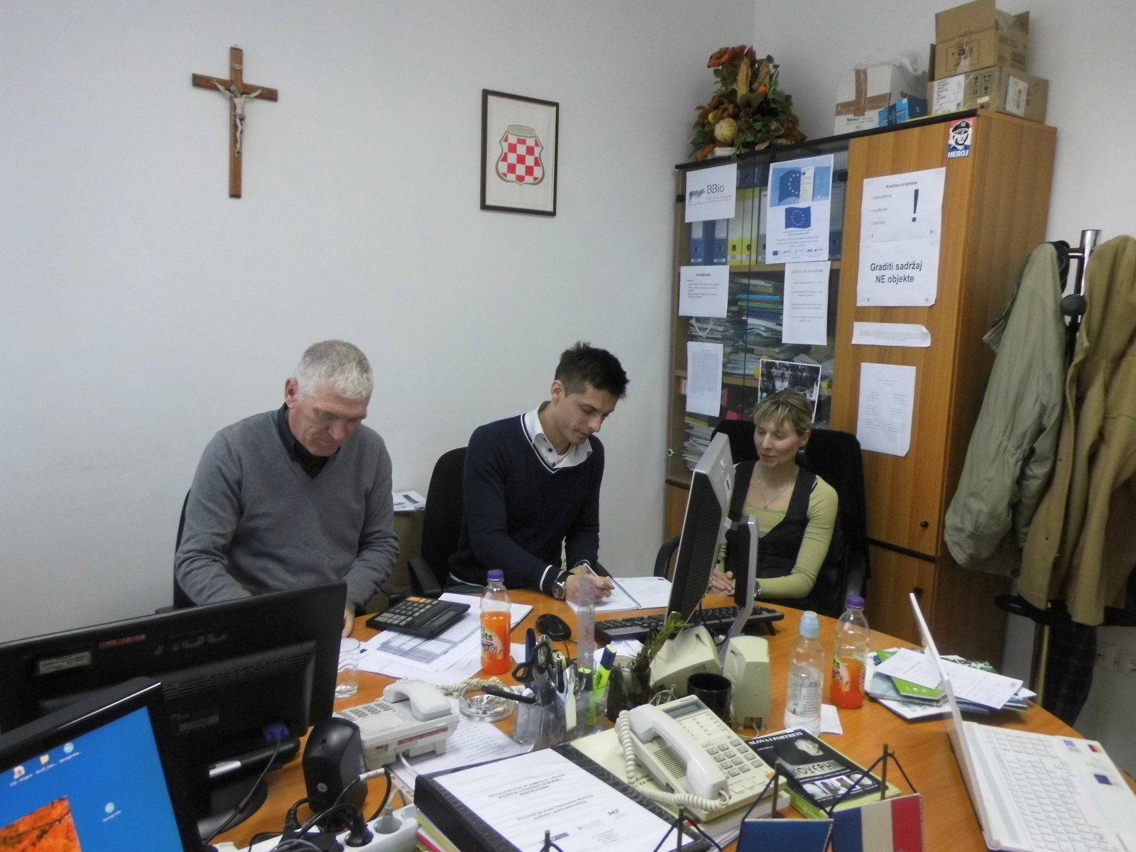 18. koordinacijski sastanak Tehničkog odbora ( TC – Technical Committee ) projekta BBio