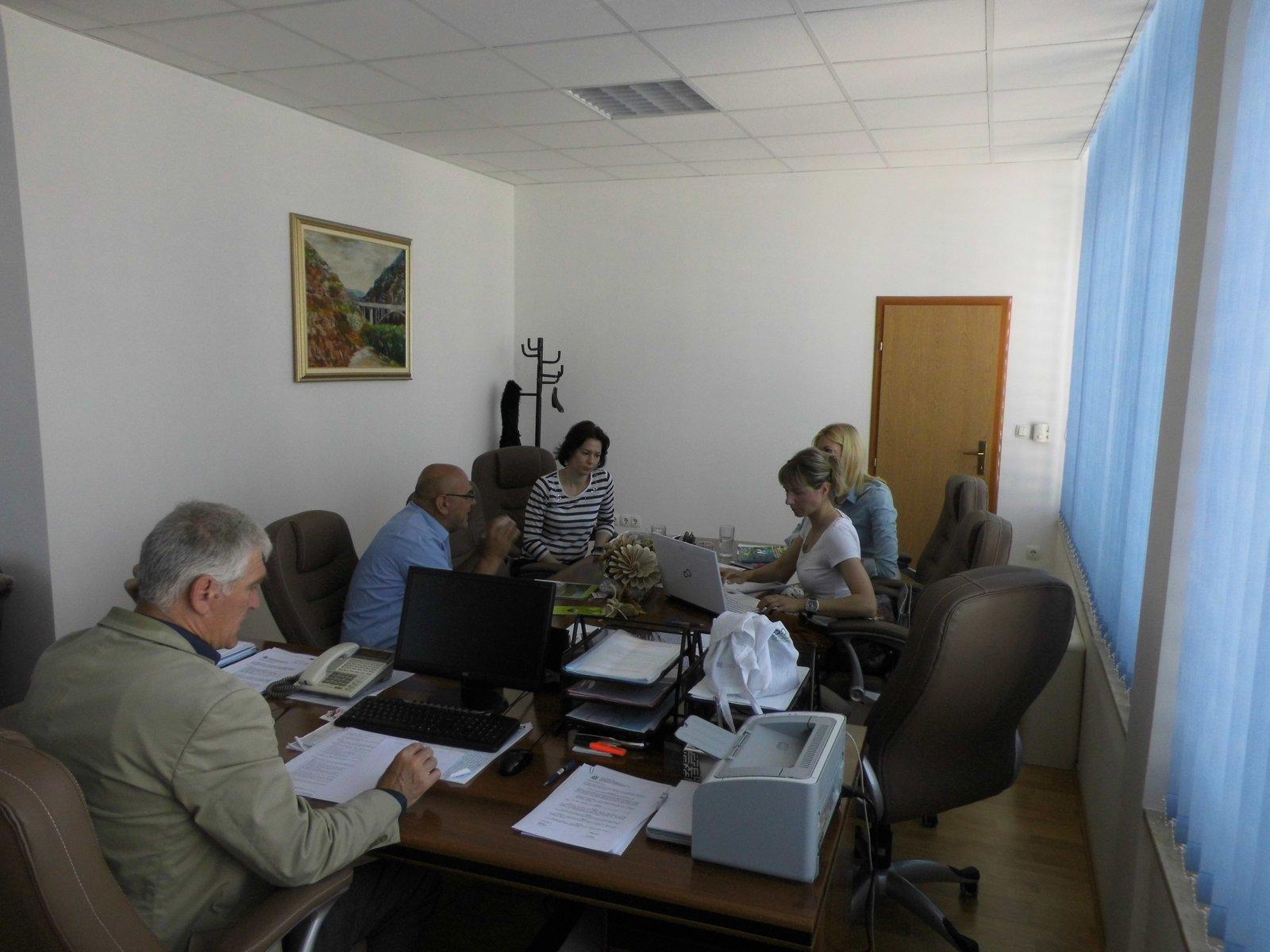 21. koordinacijski sastanak Tehničkog odbora ( TC – Technical Committee ) projekta BBio
