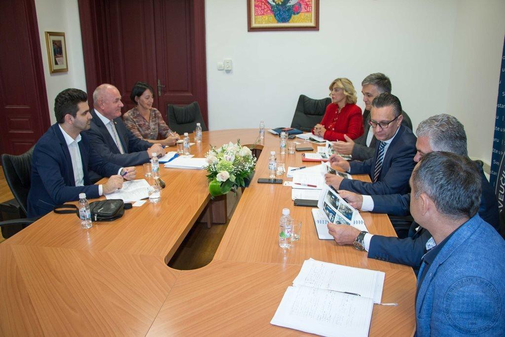 Jačanje povezanosti s gospodarstvom jedan od glavnih ciljeva Sveučilišta u Mostaru