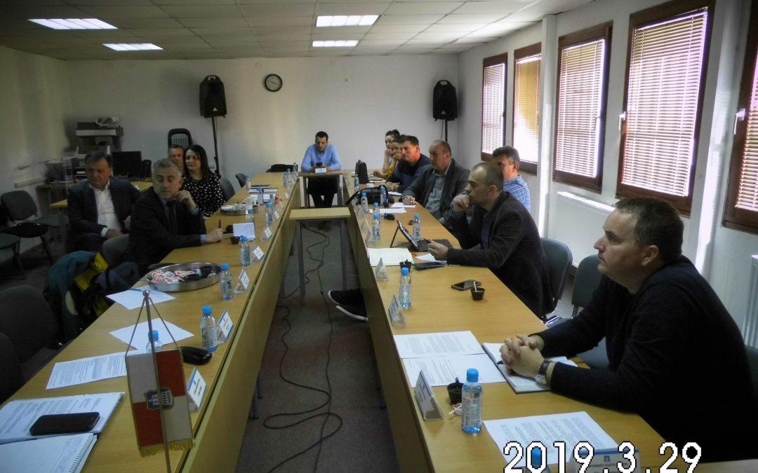 U petak, 29. ožujka 2019. godine održana je druga sjednica Odbora za ruralni razvitak Županije Zapadnohercegovačke u općinskoj vijećnici u Grudama s početkom u 11:00 sati